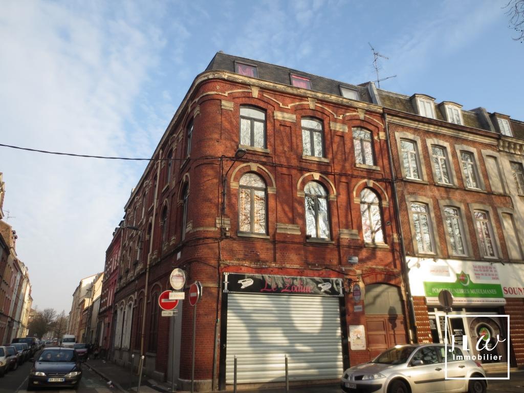 Vente immeuble 59000 Lille - Immeuble de rapport