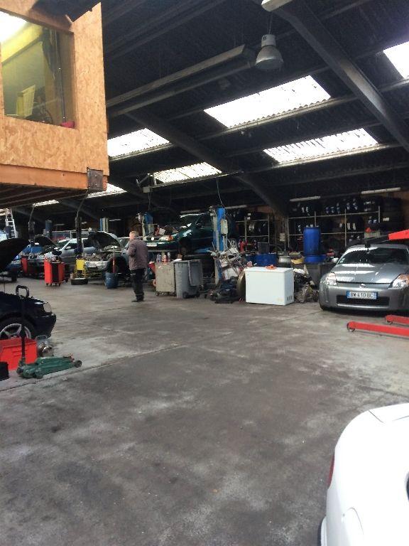 Vente maison 59160 Lomme - Garage automobile - Avenue de Dunkerque
