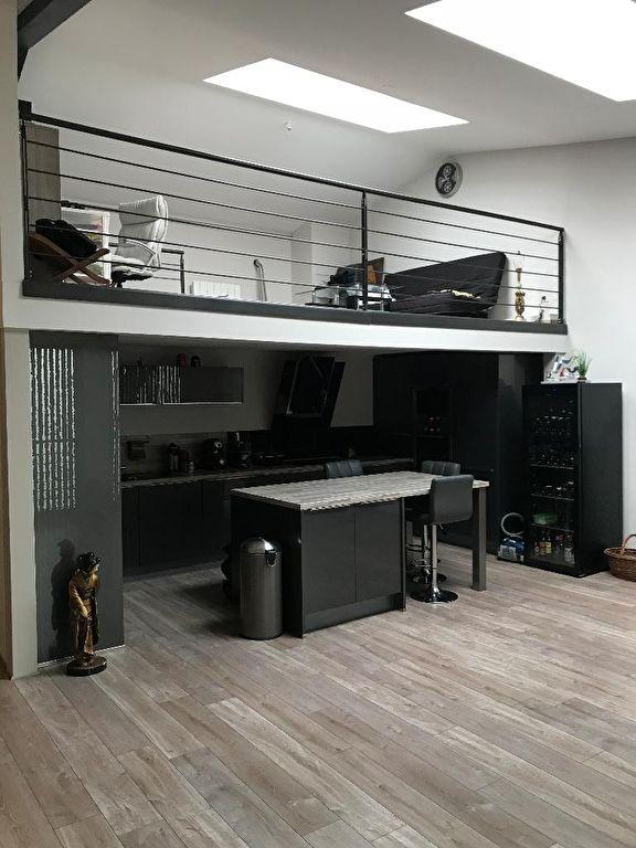 Appartement type Loft sur Lomme