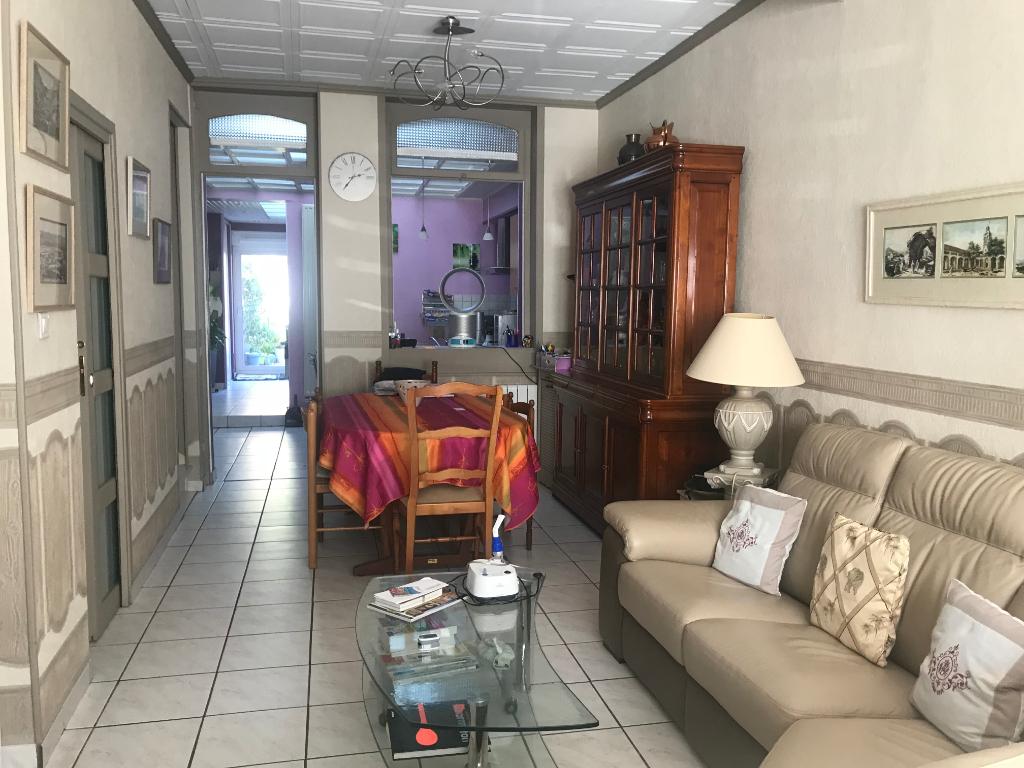 Vente maison 59160 Lomme - Maison Lomme proche Euratechnologies