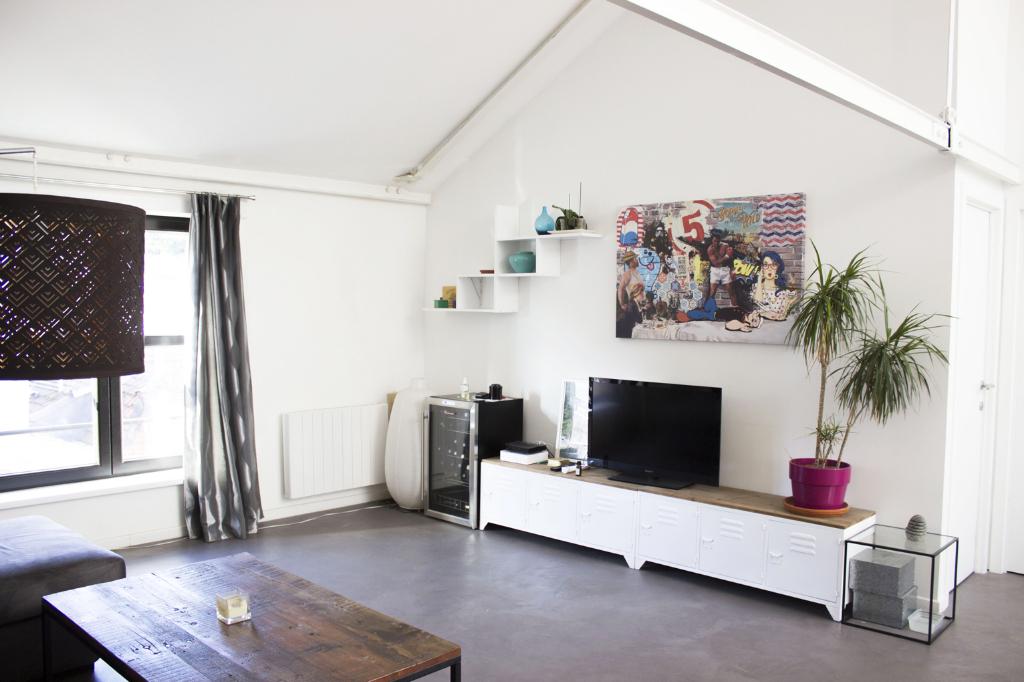 Vente appartement 59000 Lille - Coup de coeur Loft à Lille