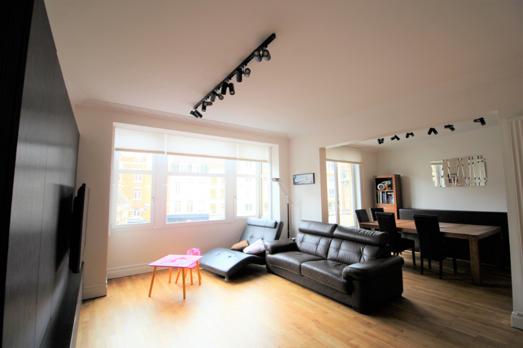 Vente appartement 59000 Lille - T4 en plein coeur de ville avec Balcon