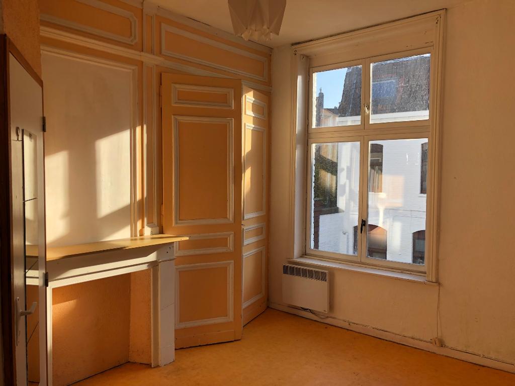 Vente appartement 59000 Lille - F1 secteur Grandes Ecoles