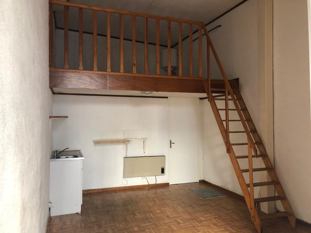 Vente appartement 59000 Lille - F1 Bis secteur Grandes Ecoles