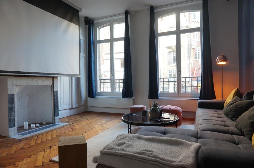 Vente appartement 59000 Lille - Emplacement recherché