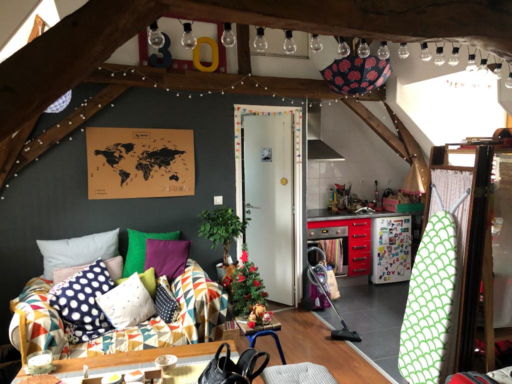 Vente immeuble 59000 Lille - Immeuble de Rapport de 3 lots Vieux Lille