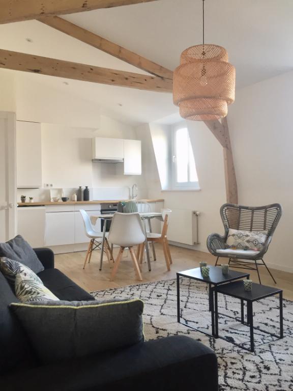 Vente appartement 59000 Lille - Type 3 République Saint Michel dernier étage