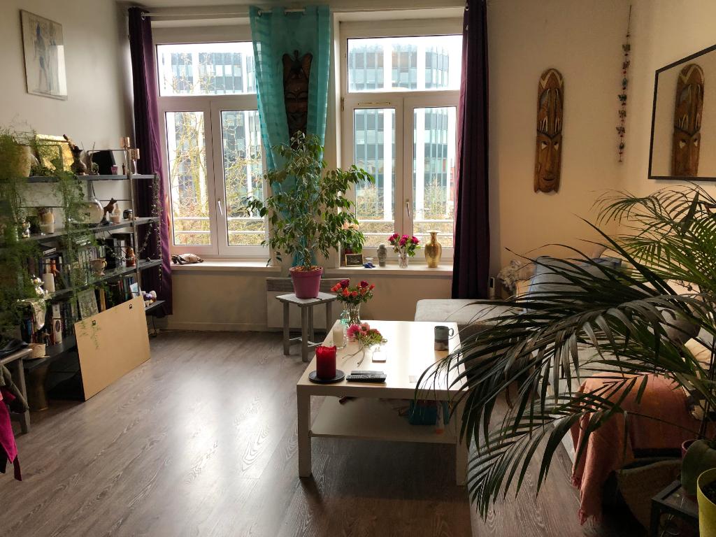 Vente appartement 59000 Lille - T2 bis Wazemmes Vendu loué