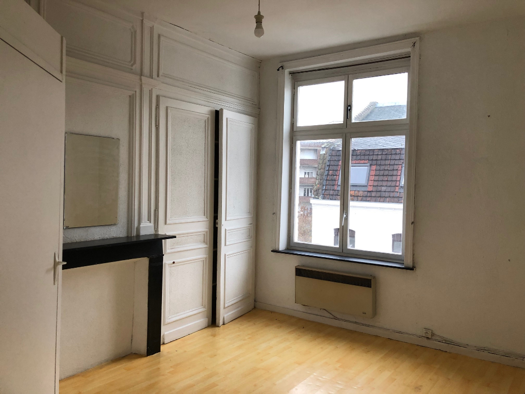 Vente appartement 59000 Lille - Studio Vauban