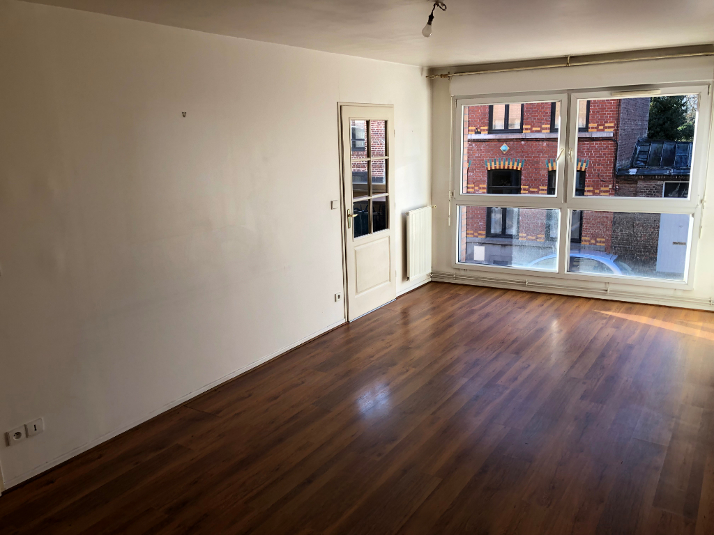 Vente appartement 59000 Lille - T3 avec Garage