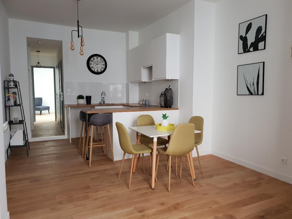 Vente appartement 59000 Lille - Type 2 entièrement rénové