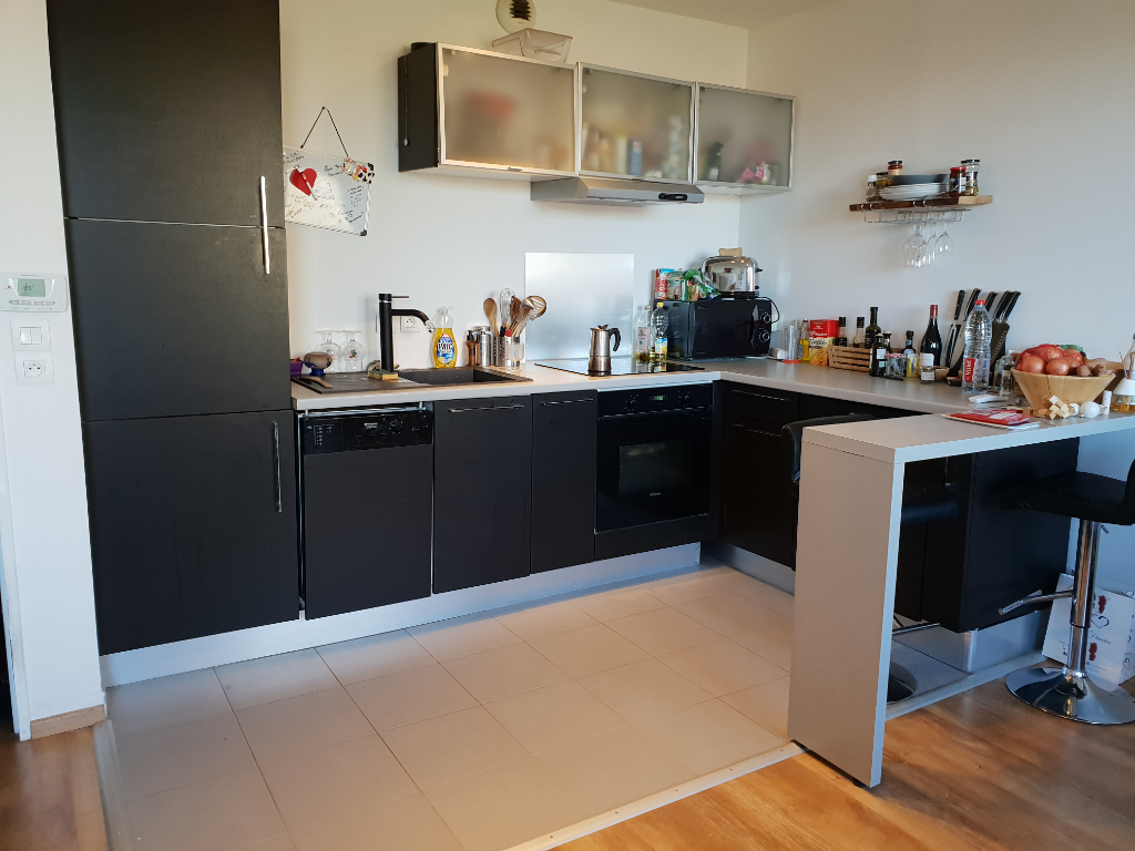 Vente appartement 59000 Lille - Appartement type 2 avec balcon et parking