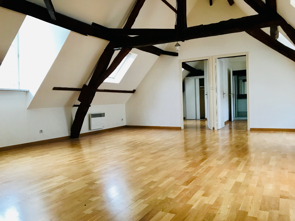 Vente appartement 59000 Lille - Type 3 dernier étage - Vieux Lille -