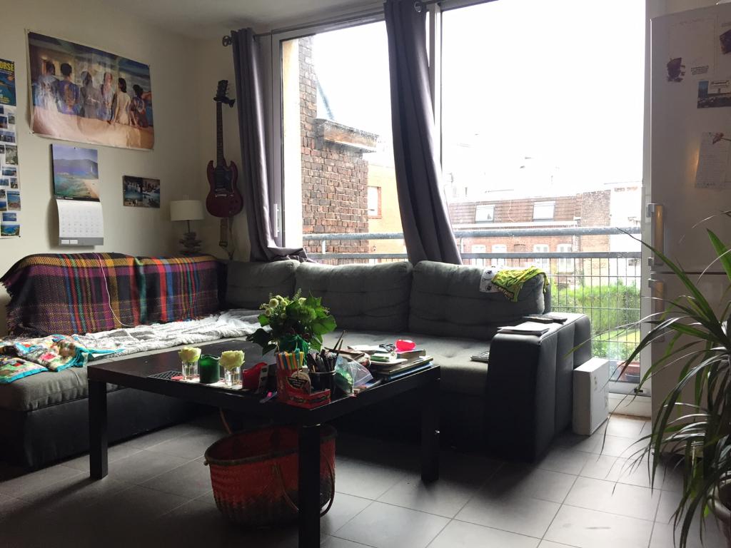 Location appartement 59000 Lille - Appartement Lille 2 pièces 50 m2 - Non meublé