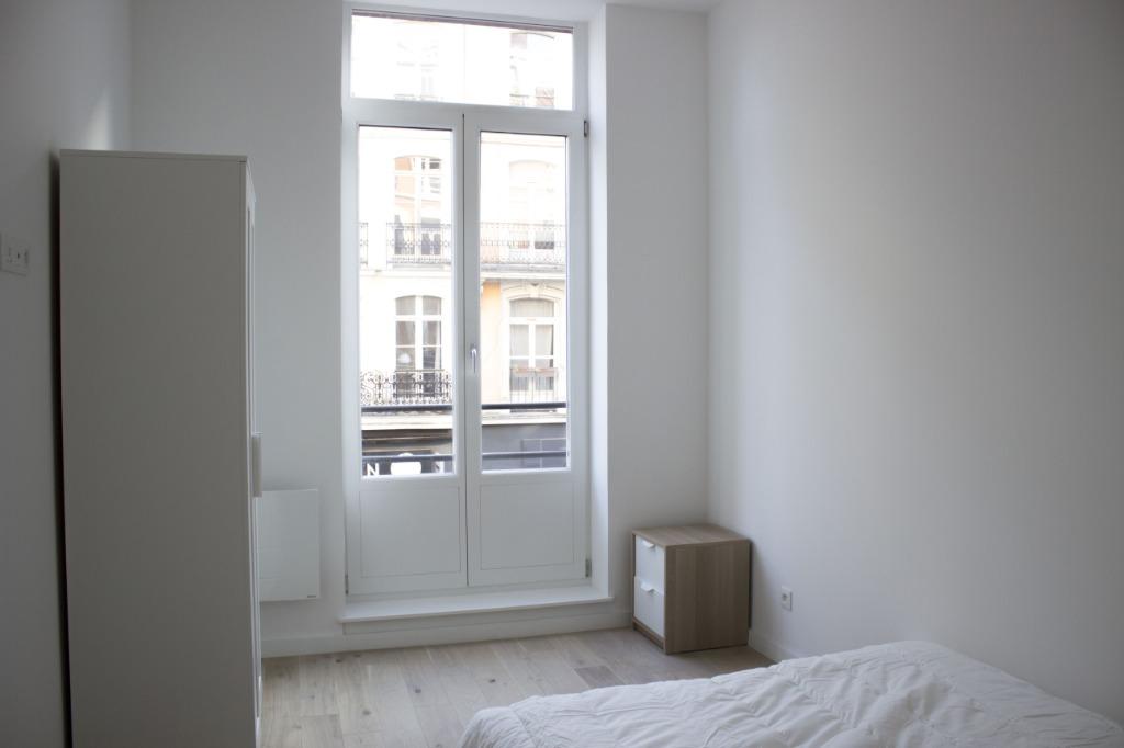 République Beaux Arts - Appartement Lille 4 pièce(s) 60.53 m2