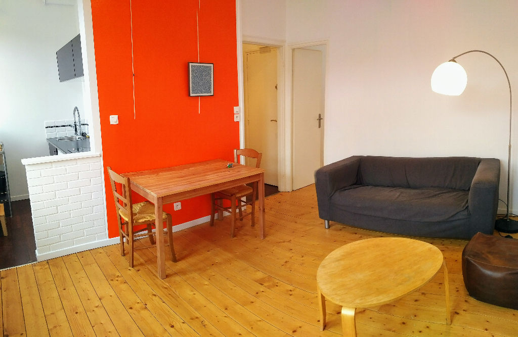 Vente appartement 59000 Lille - Type 2 - Petite copropriété