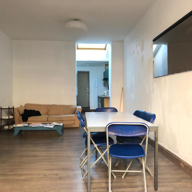 Vente maison 59000 Lille - Maison 4 chambres secteur Wazemmes