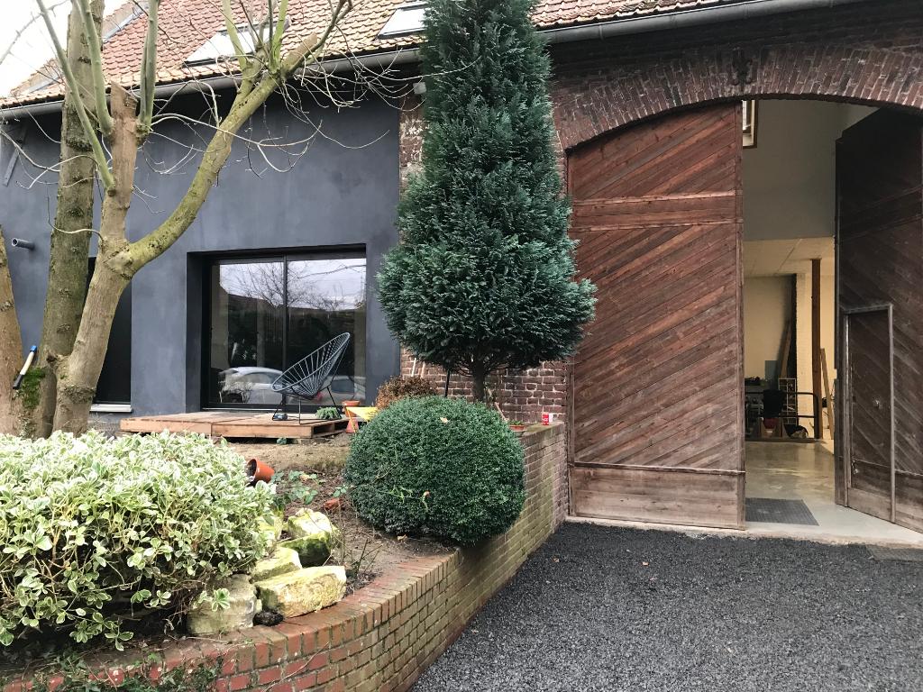 Vente maison 59790 Ronchin - RONCHIN - Superbe loft avec atelier