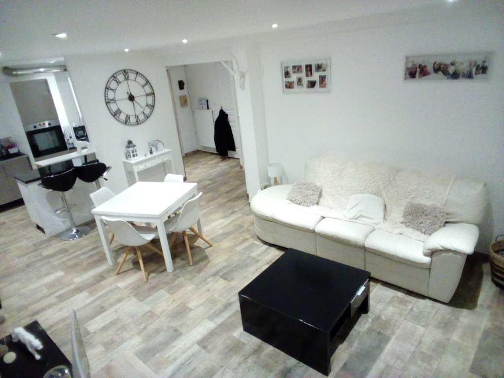 Vente appartement 59155 Faches thumesnil - Appartement Faches Thumesnil 4 pièces 75 m2
