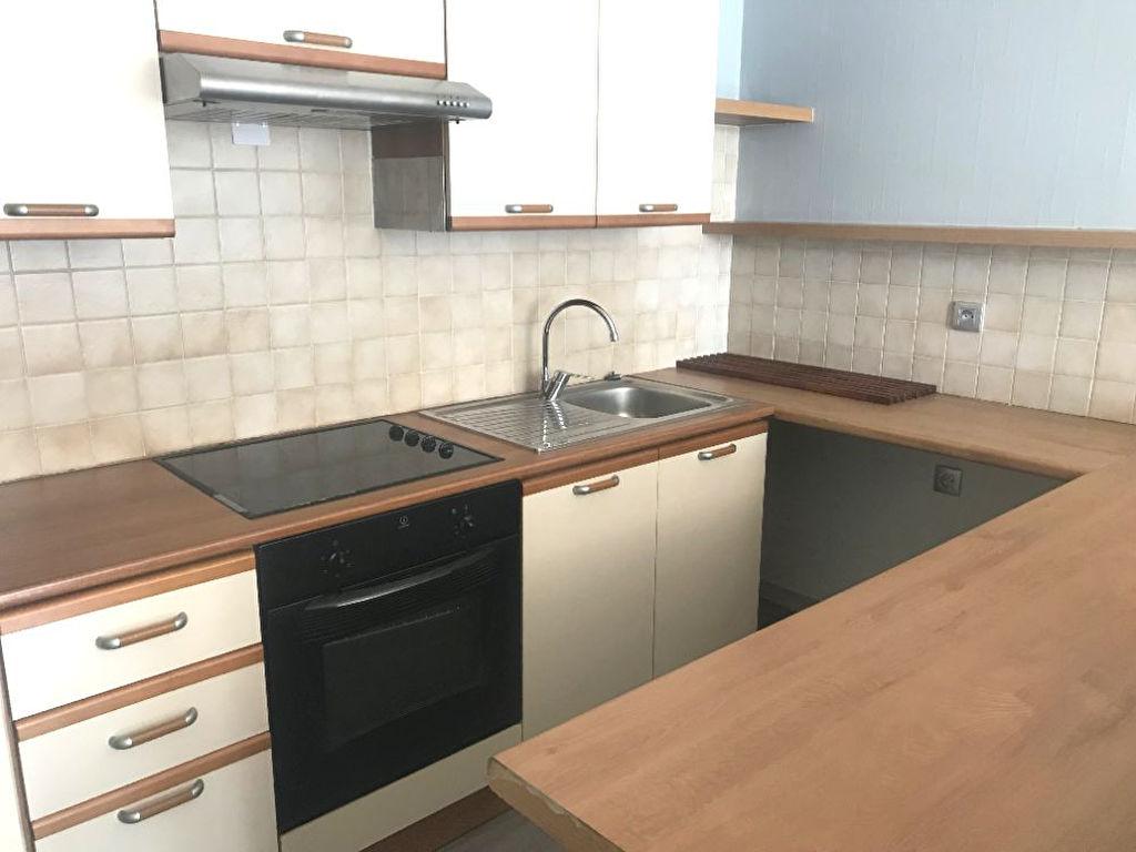 Location appartement 59160 Lomme - Lomme - Type 2 non meublé de 52.02m²