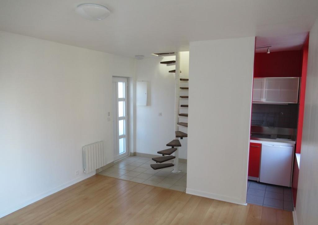 Vente appartement 59130 Lambersart - Appartement Lambersart 2 pièces de 34.3 m2