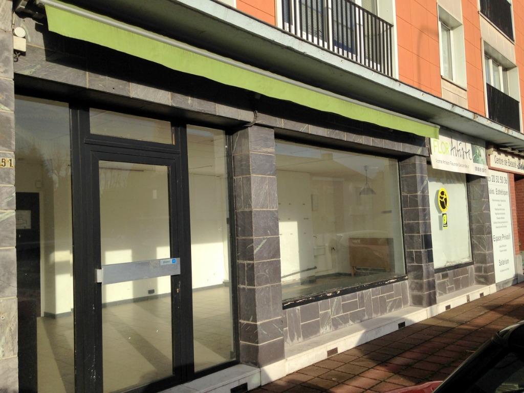 Vente maison 59117 Wervicq sud - Local commercial Wervicq Sud