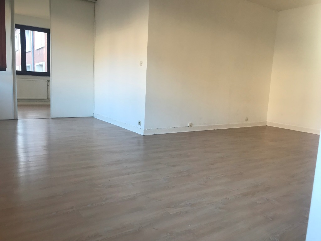 Location appartement 59000 Lille - Lille Euratechnologie, T1 bis non meublé, 40m²