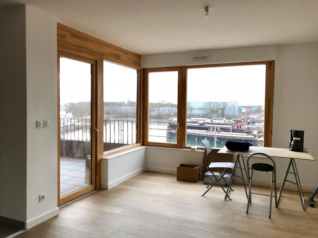 Location appartement 59000 Lille - TYPE 4 NON MEUBLE LILLE EURATECH - QUAI DES CANOTIERS