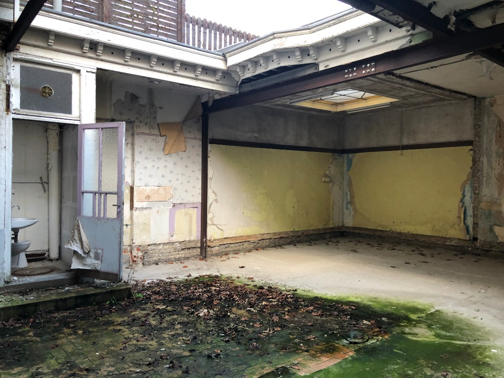 Vente appartement 59000 Lille - Type 3 avec extérieur à rénover République Beaux Arts