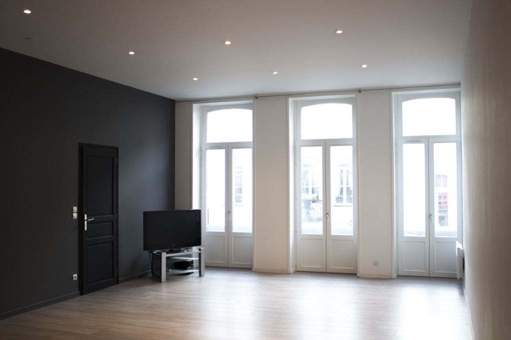 Vente appartement 59000 Lille - Type 3 République Beaux-Arts avec parking Privatif