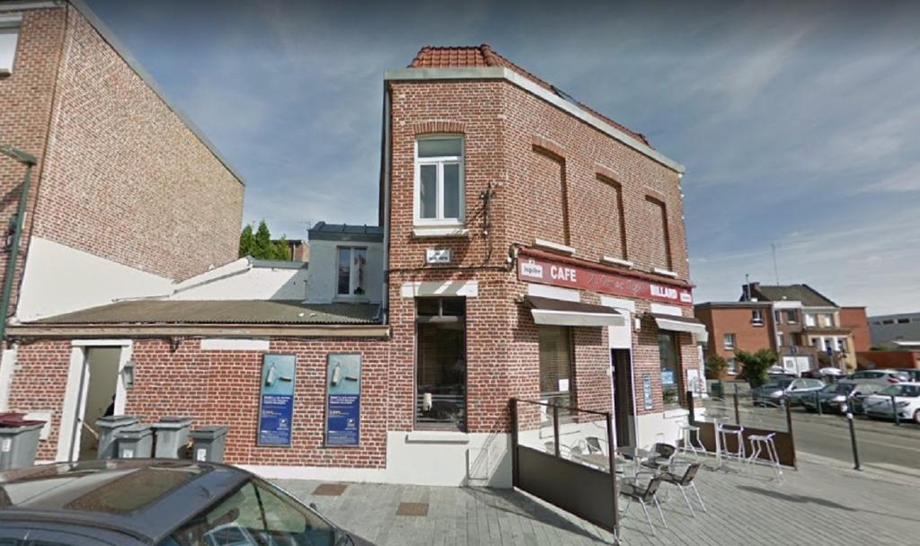 Vente immeuble 59120 Loos - Immeuble de rapport - 6 appartements + 1 RDC commercial