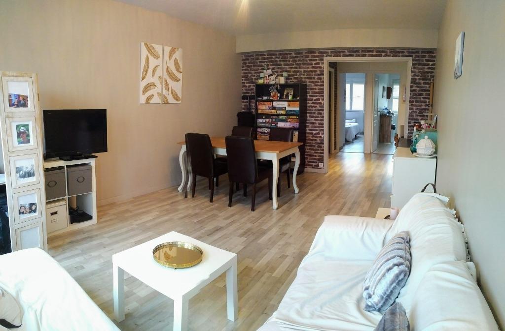 Vente appartement 59700 Marcq en baroeul - Au coeur du Croisé Laroche - Grand T2 traversant