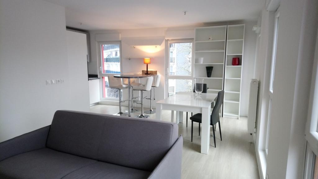 Vente appartement 59000 Lille - Exclusivité JLW IMMOBILIER ! Type II en résidence récente