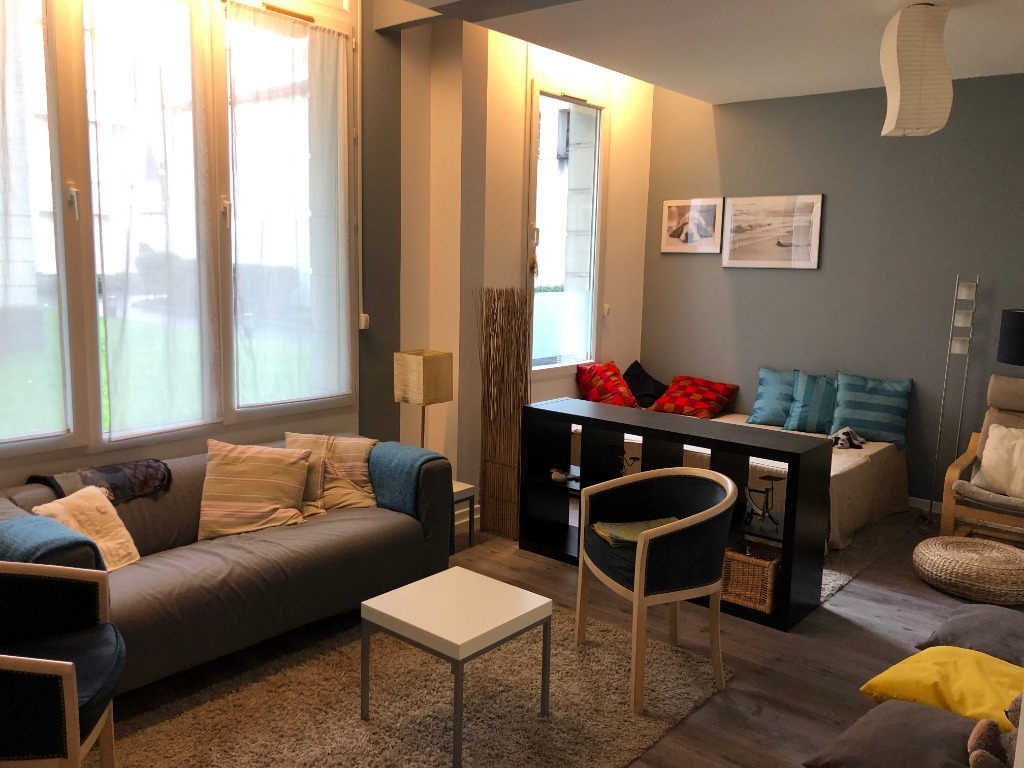 Vente appartement 59000 Lille - F1 Bis en résidence de Standing