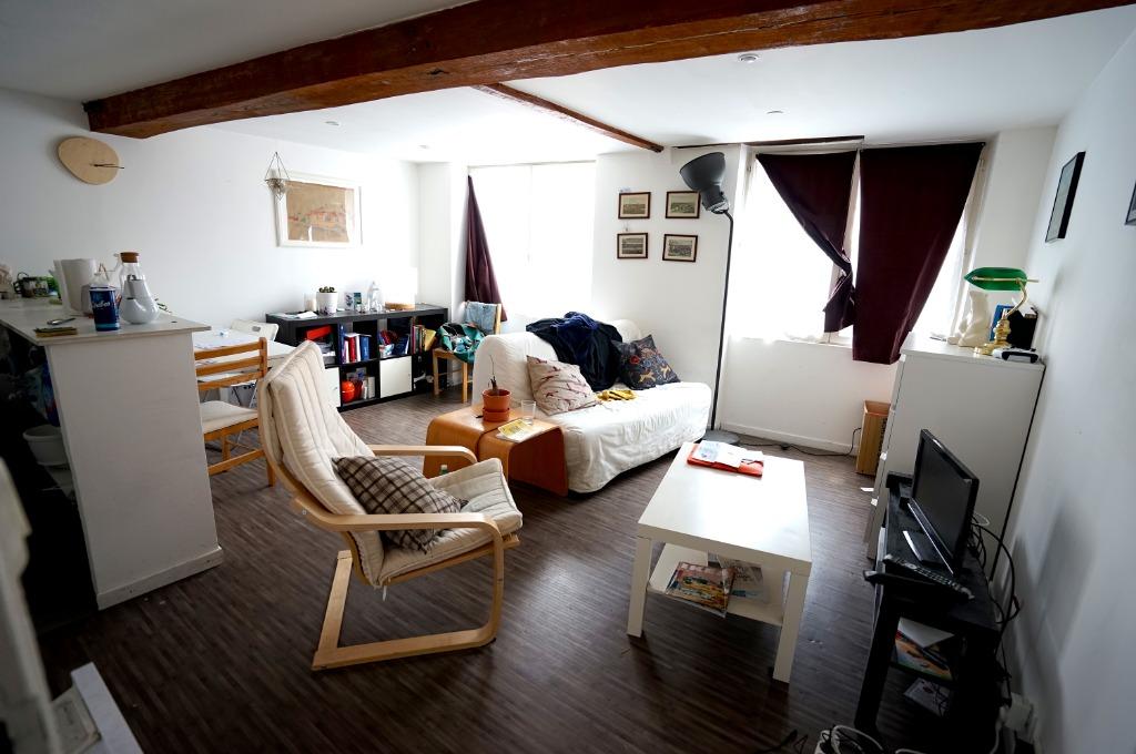 Vente appartement 59000 Lille - Vieux lille / Type 2 / 38m2