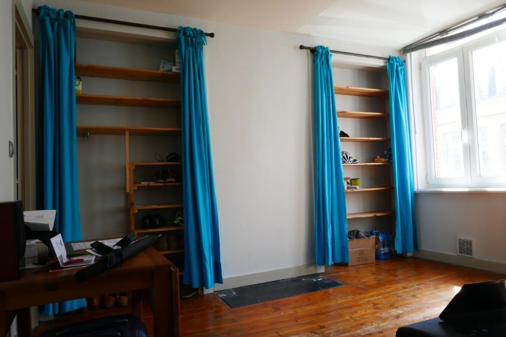 Vente appartement 59000 Lille - Type 2 avec charme de l'ancien République