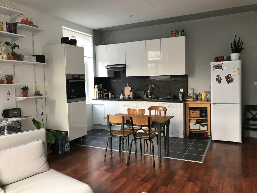 Vente appartement 59110 La madeleine - BOTANIQUE - Superbe Type 3