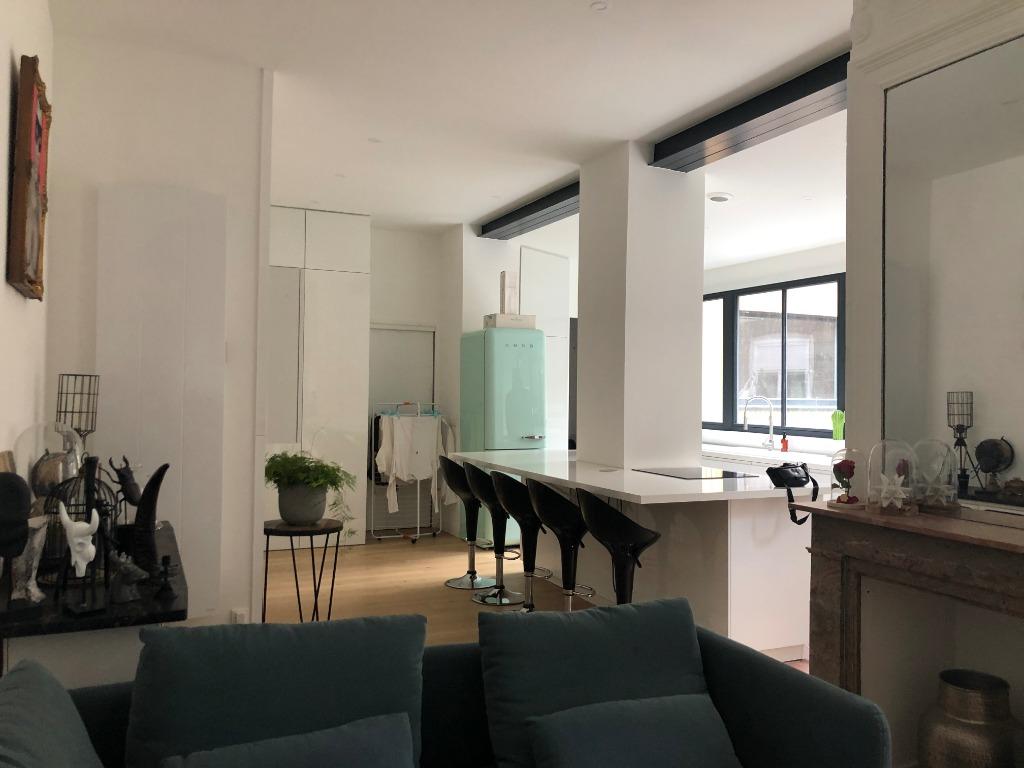 Vente appartement 59000 Lille - Produit rare et coup de cœur