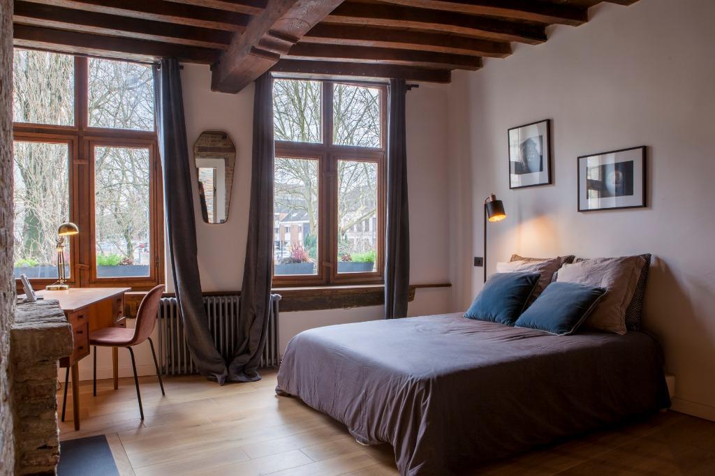Maison Vieux Lille TERRASSE