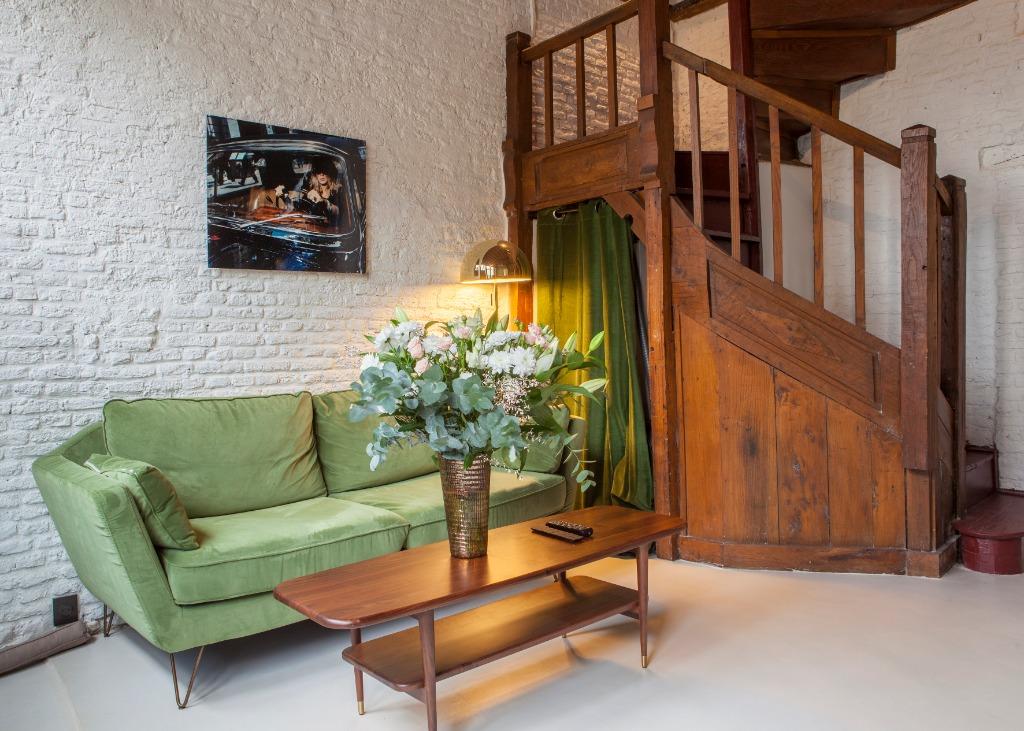 Vente maison 59000 Lille - Maison Vieux Lille TERRASSE