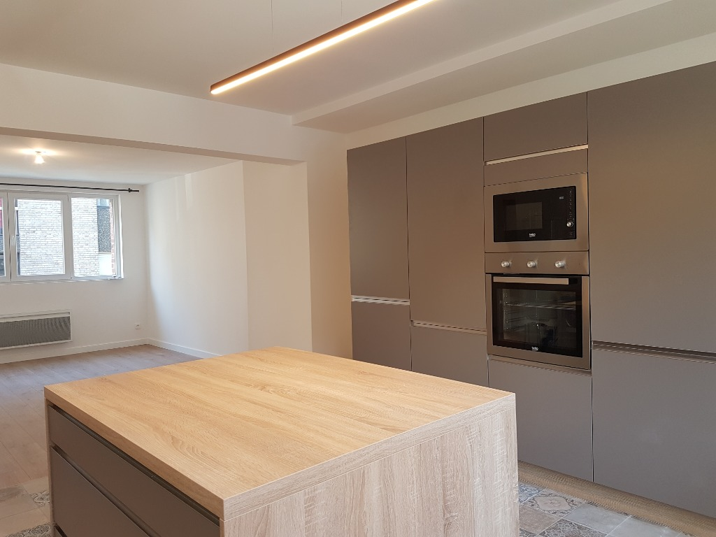 Vente appartement 59000 Lille - T3 Vauban refait à neuf