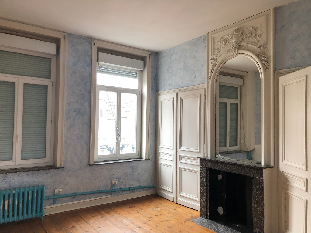Vente appartement 59000 Lille - Appartement Lille à rénover