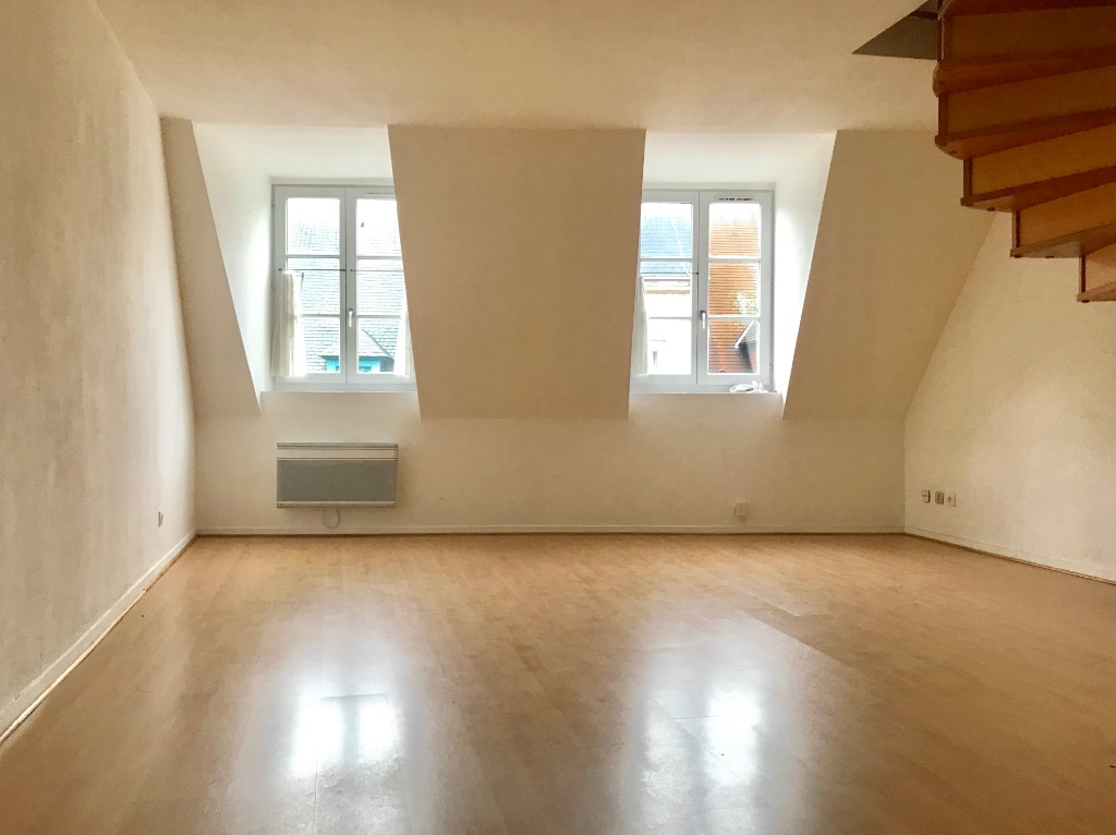 Vente appartement 59000 Lille - Vieux Lille / Résidence Les Echevins /grand T2 Duplex