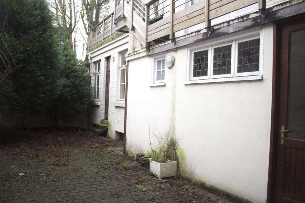 Vente appartement 59000 Lille - Rez de chaussée avec jardin de 52m²