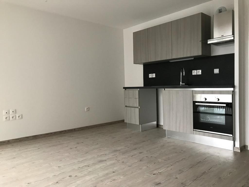 Location appartement 59000 Lille - Lille Euratechnologies, T2 non meublé  41.37m² avec terrasse
