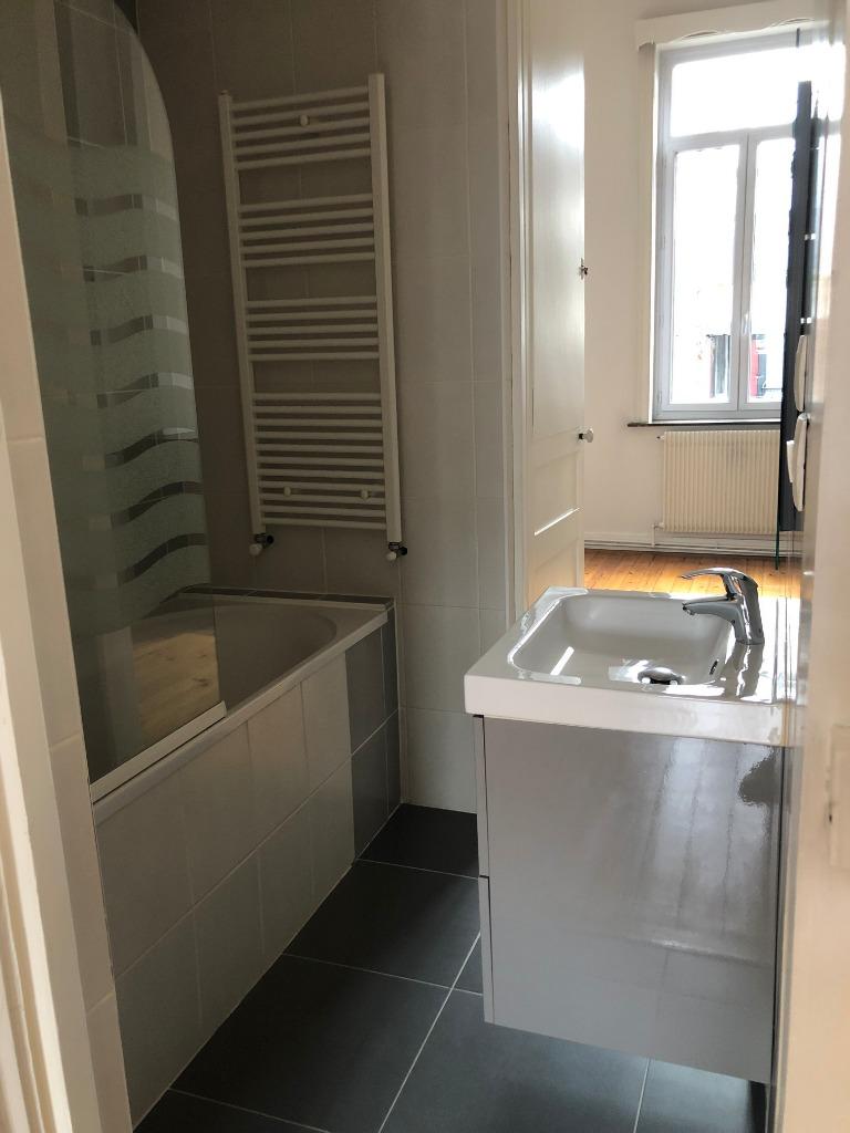 Bel appartement T3bis avec cachet
