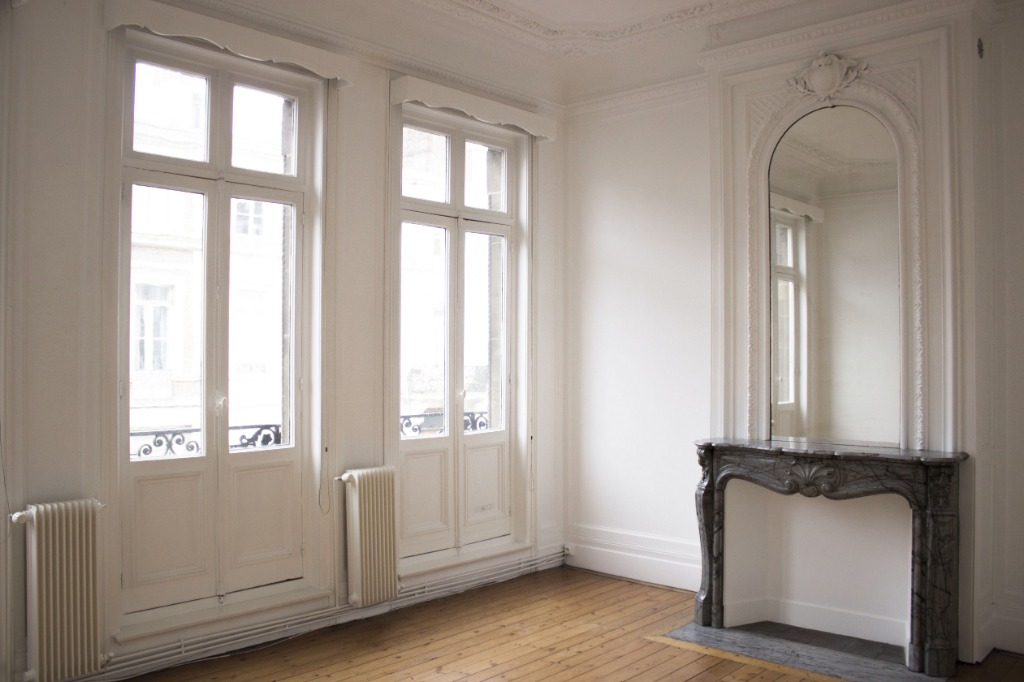 Vente appartement 59000 Lille - Bel appartement T3bis avec cachet