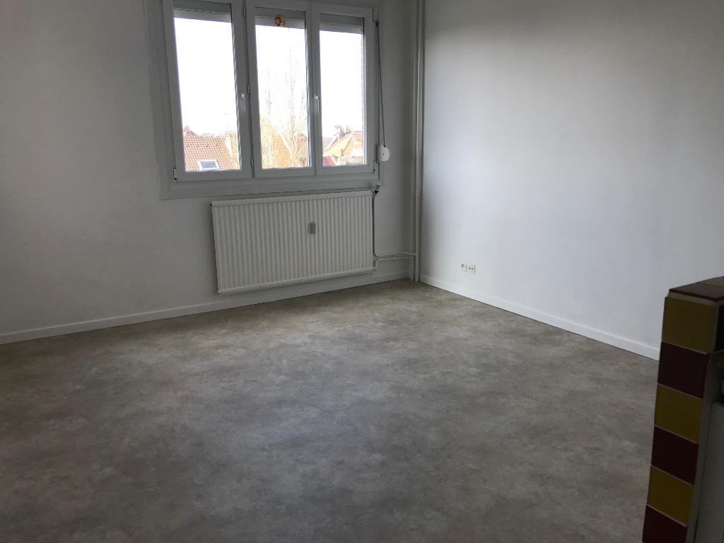 Location appartement 59160 Lomme - Lomme -Type 2 - 42m² avec garage