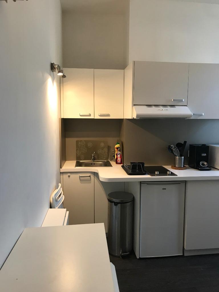 Location appartement 59000 Lille - Beau T1 meublé - Secteur Vauban