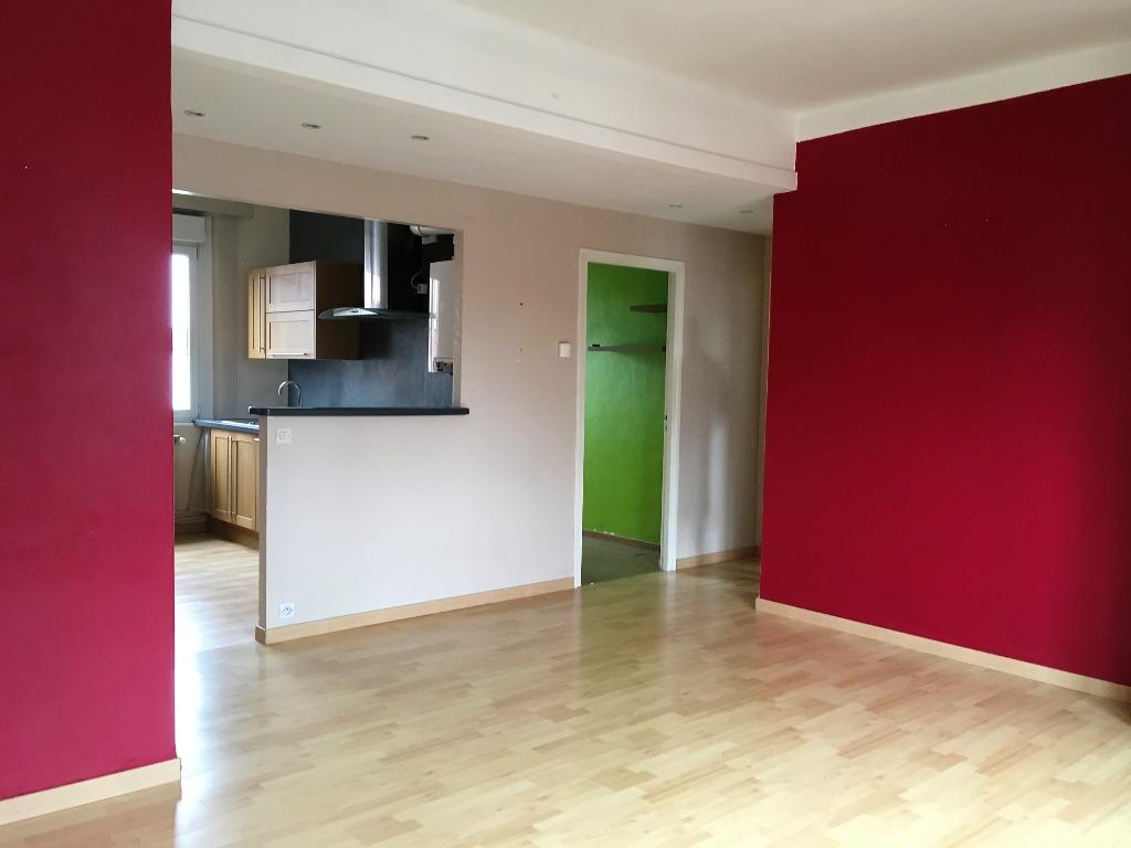 Vente appartement 59260 Hellemmes lille - Spacieux T3 avec parking